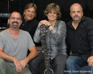 Beth Schafer Band Pic